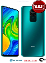 Xiaomi Redmi Note 9 4/128GB (NFC) (Зеленый)
